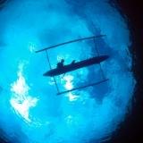 Canoe from Below
